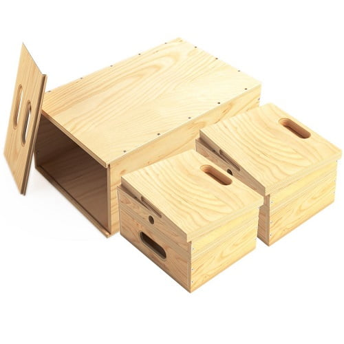 Mini Apple Box Compact Set
