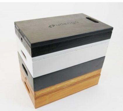 Apple Box Tutorial