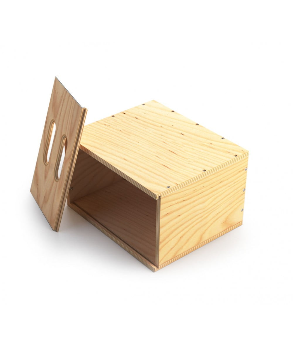 Mini Apple Box Full Nested