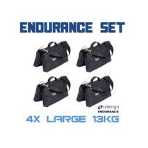 Sandbag Large HD Set 4 x 13 kg