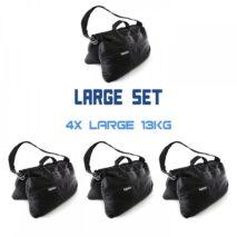 Sandbag Large Set 4 x 13 kg