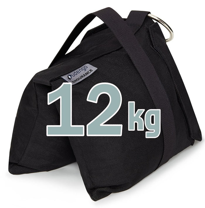 Stainless Steel Shot Bag 12Kg
