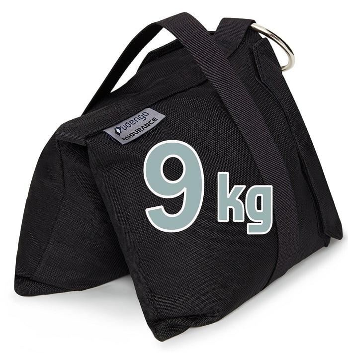 Stainless Steel Shot Bag 9Kg
