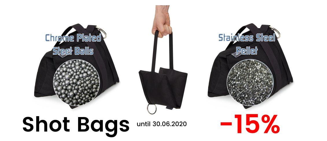 -15% Shot Bags Discount